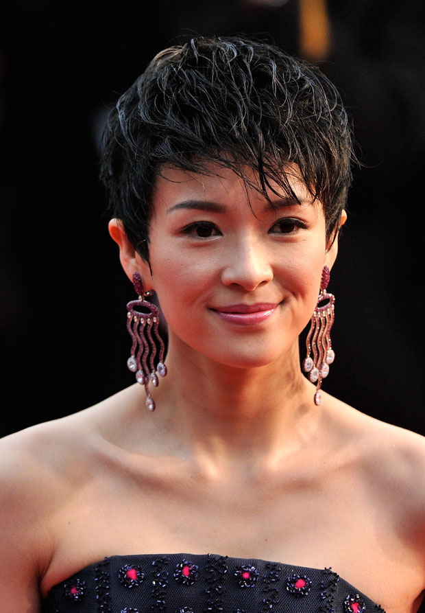 Zhang Ziyi The Great Gatsby Cannes Film Festival And