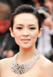 Zhang Ziyi's Chanel jewels