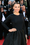 Samantha Barks in Christian Dior