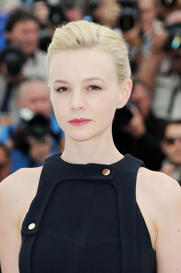 Carey Mulligan in Chloé