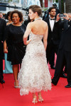 Jessica Biel in Marchesa