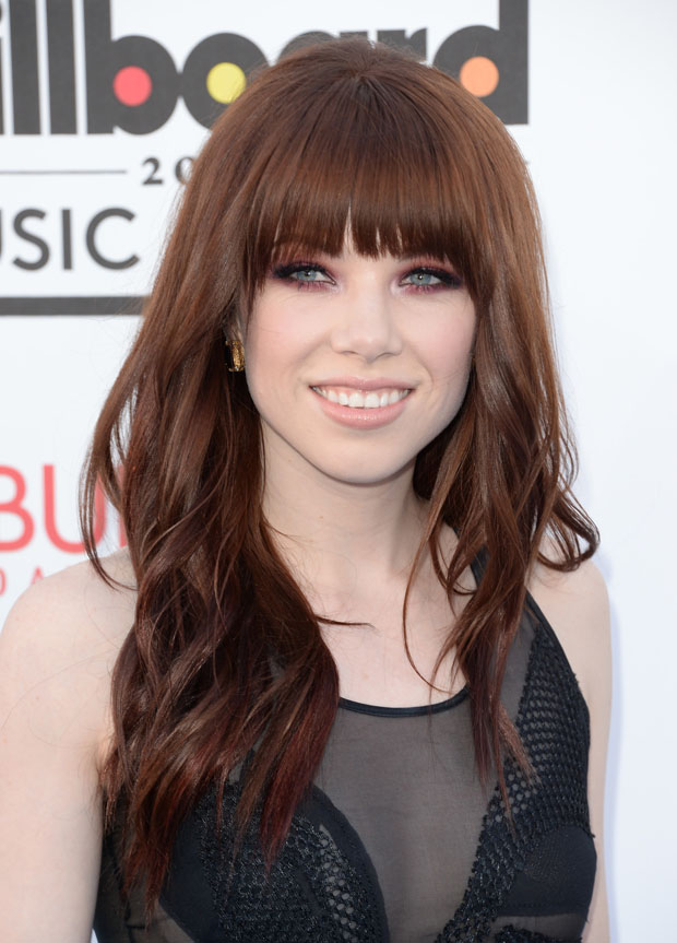 Carly Rae Jepsen in Dyanthe