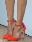 Zoe Saldana shoes