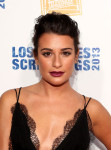 Lea Michele in Roberto Cavalli