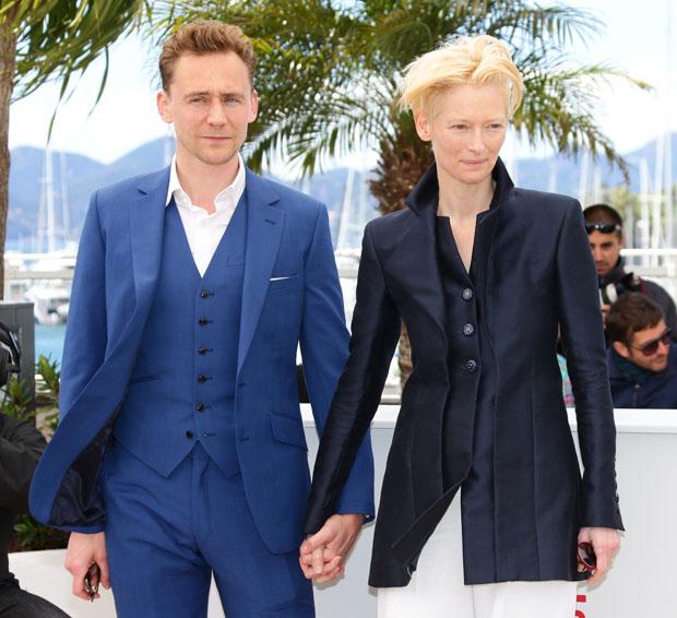 Tom Hiddleston And Tilda Swinton Only Lovers Left Alive