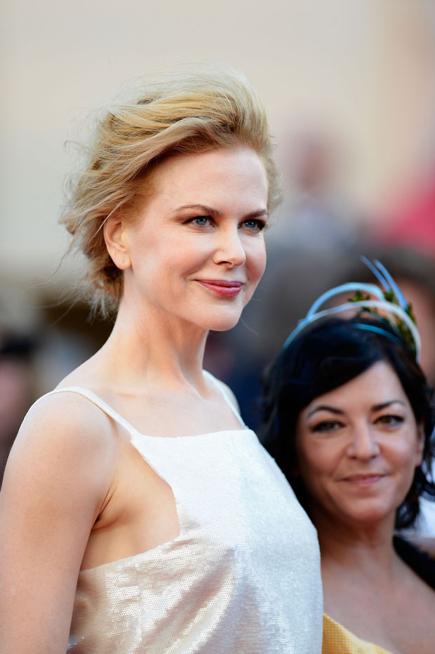 Nicole Kidman in Chanel