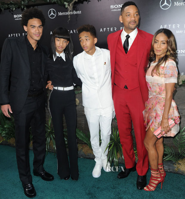 'After Earth' Premiere At Ziegfeld Theatre