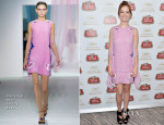 Ahna O'Reilly In Christian Dior - Stella Artois Suite