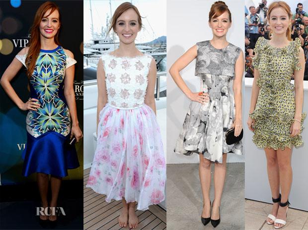 Ahna O'Reillys' Cannes Film Festival Style