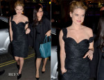 Alice Eve In Vivienne Westwood Red Label - 'Star Trek Into Darkness' After-Party