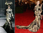 Amanda Seyfried In Givenchy Couture - 2013 Met Gala