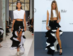 Anna Dello Russo In Balenciaga - amfAR Cinema Against AIDS Gala