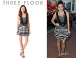 Ariel Winter's Three Floor 'Attire' Dress