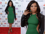 Ashanti In Stella McCartney - A&E Networks 2013 Upfront