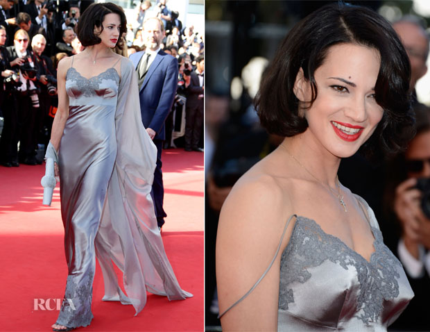 Asia Argento – 'Zulu' Cannes Film Festival Premiere and Closing Ceremony