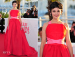 Audrey Tautou In Prada - Palme D'Or Winners Photocall