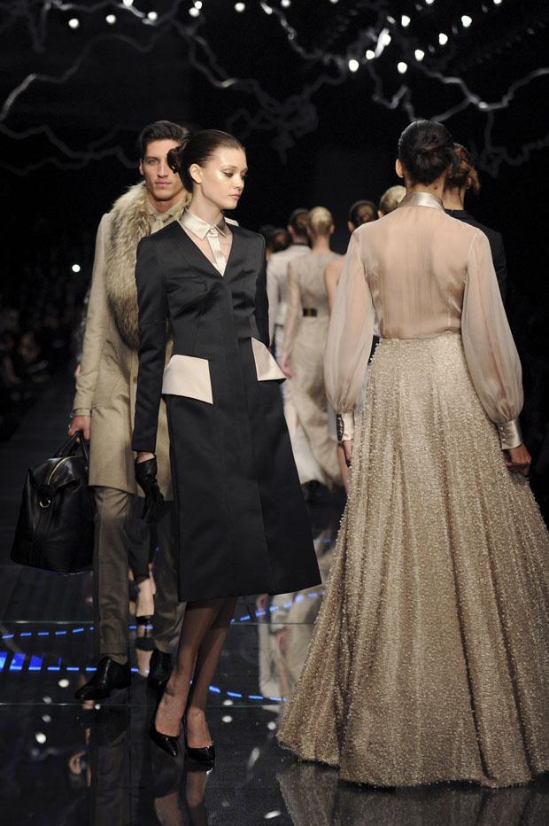 BOSS Fashion Show in Shanghai