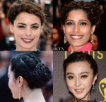 Cannes Trend Spotting: Beautiful Braided Updos