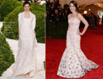 Bee Shaffer In Christian Dior Couture - 2013 Met Gala