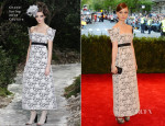 Bella Heathcote In Chanel - 2013 Met Gala