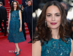 Berenice Bejo In Elie Saab - 'Zulu' Cannes Film Festival Premiere and Closing Ceremony