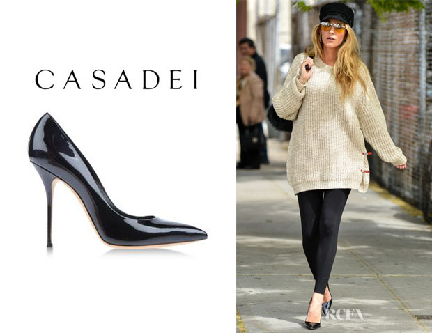 Blake Lively's Casadei Pumps