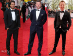 British Academy Television Awards 2013 Menswear Round Up