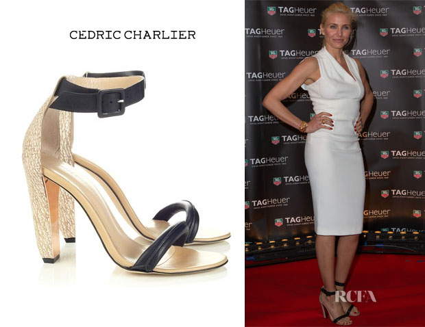 Cameron Diaz Cédric Charlier shoes