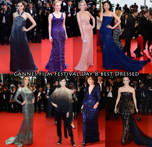 Cannes Best Dressed Day 8