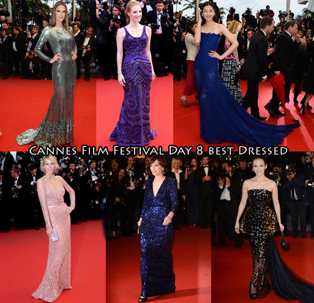 Cannes Film Festival Best Dressed Day 8