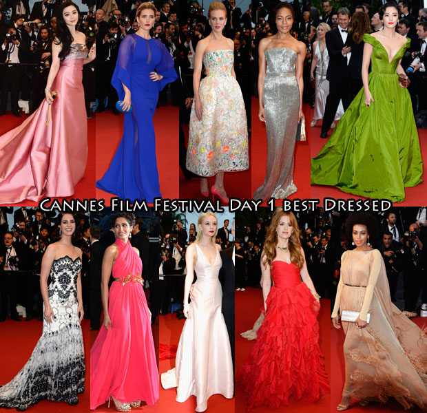 Cannes Film Festival Day 1 Best Dressed