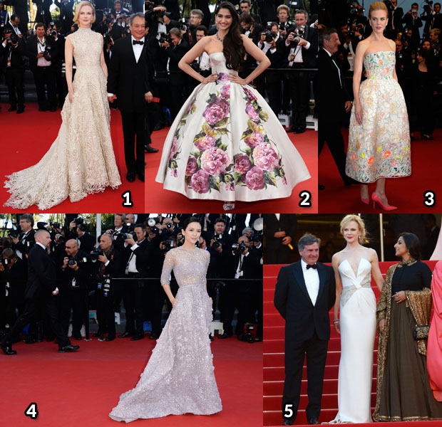 Cannes Top 5