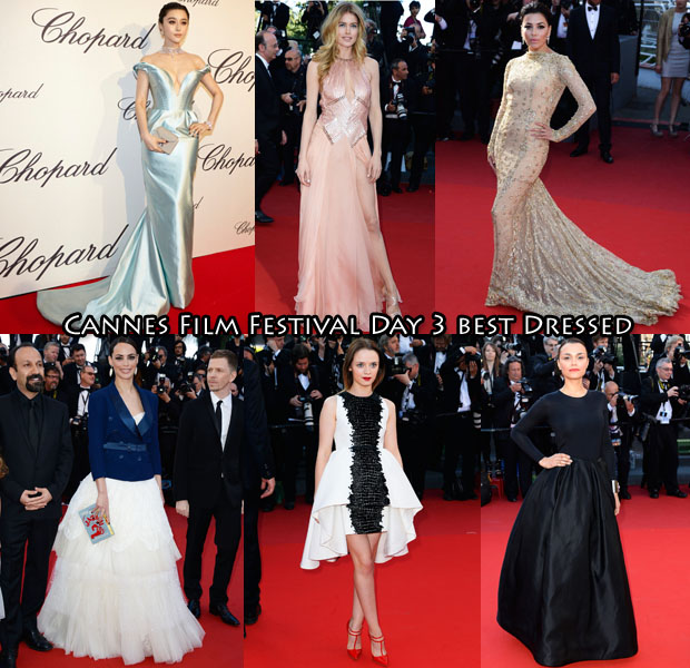Cannes best dressed day 3