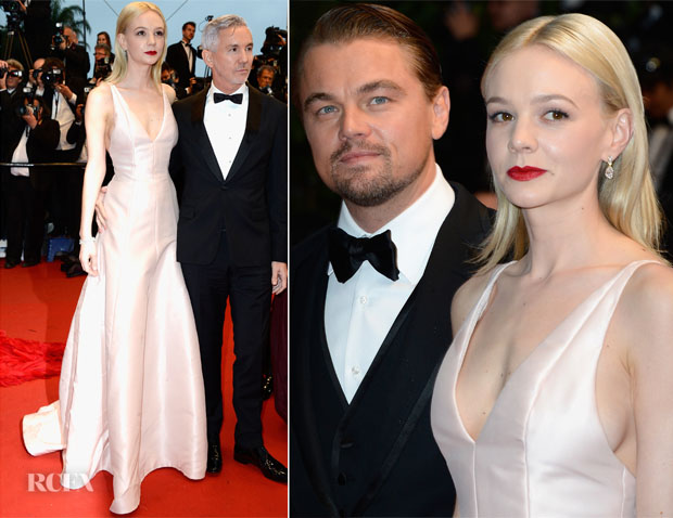Carey Mulligan In Christian Dior Couture - 'The Great Gatsby' Premiere & Cannes Film Festival Opening Ceremony