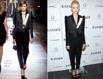 Carey Mulligan In Lanvin - 'The Great Gatsby' Pre-Met Ball Special Screening