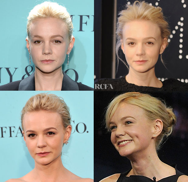 Carey Mulligan's Makeup - No Makeup 'The Great Gatsby' Fresh Faced Look