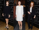 Catherine Martin and Miuccia Prada 'The Great Gatsby' Dresses Opening Exhibit