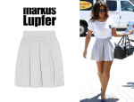Cheryl Cole's Markus Lupfer Mini Skirt