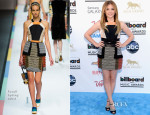 Chloe Moretz In Fendi - 2013 Billboard Music Awards