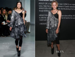 Chloe Sevigny In Rodarte - ABSOLUT Elyx Launch