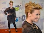 Demi Lovato In Raquel Allegra & Topshop - 102.7 KIIS FM's Wango Tango 2013 Concert