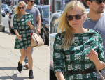 Diane Kruger In Marni - Out In Hollywood