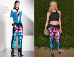 Diane Kruger In Prabal Gurung - Vogue and MAC Cosmetics Dinner Party