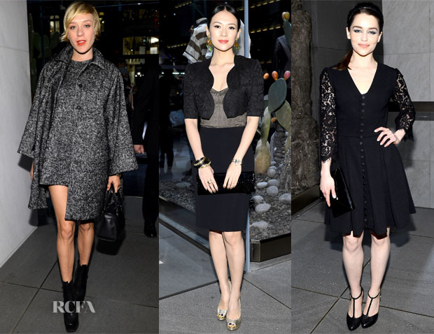 Dolce & Gabbana's 5th Avenue Boutique Opening 2