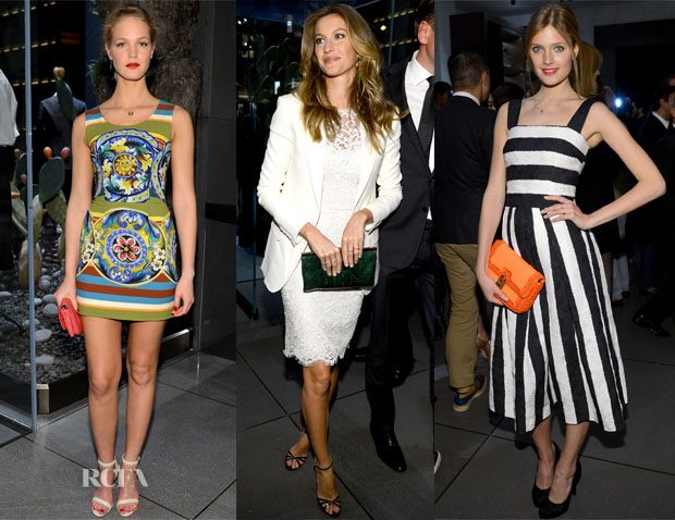 Dolce & Gabbana's 5th Avenue Boutique Opening 3
