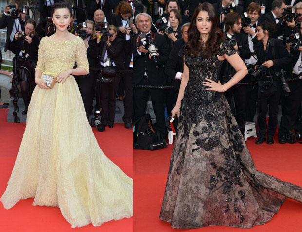 Elie Saab Couture Cannes