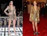Elizabeth Banks In Atelier Versace - 2013 Met Gala