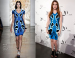 Emma Roberts In Ohne Titel - Intermix 20th Anniversary Celebration