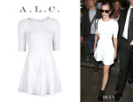 Emma Watson's A.L.C. 'Shelby' Dress