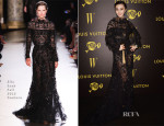 Fan Bingbing In Elie Saab Couture  - 'The Bling Ring' Party